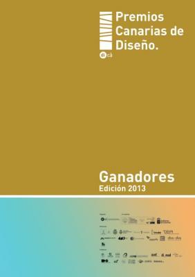 Ganadores III Premios Canarias de Diseño Edición 2013