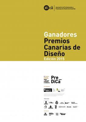 Ganadores Premios Canarias de Diseño 2015