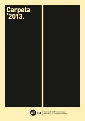 Carpeta Dossier 2013