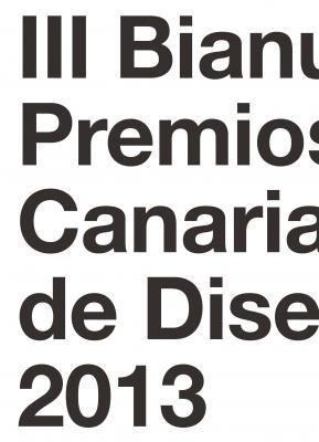 III Bianuario Premios de Diseño de Canarias
