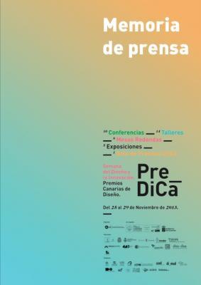 Memoria de Prensa Pre-DiCa 2013